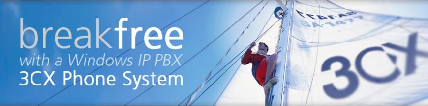 PR-поддержка IT-бренда 3CX